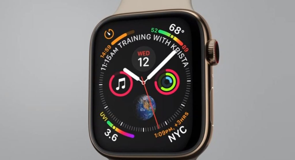 Apple Watch S4
