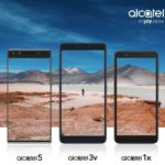 24 февраля будут представлены Alcatel 5, Alcatel 3V и Alcatel 1X