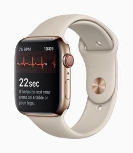 apple watch series 4 здоровье