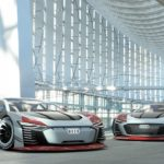 Audi e-tron GT будет создан на платформе Porsche Taycan