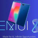 Huawei обновить 7 смартфонов до EMUI 8.0