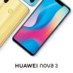 Huawei nova 3 выйдет 18 июля