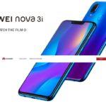 Анонсирован Huawei nova 3i на базе Kirin 710