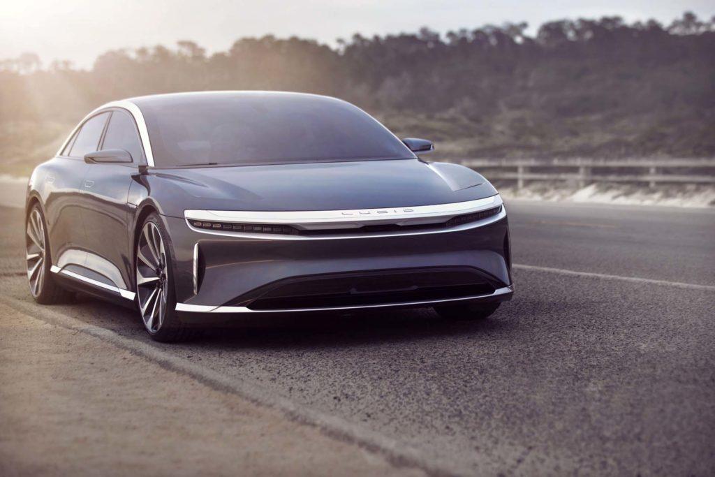 Саудовская Аравия профинансирует стартап по производству электрокаров Lucid Motors
