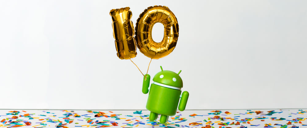 Как поменялась ОС Android за 10 лет