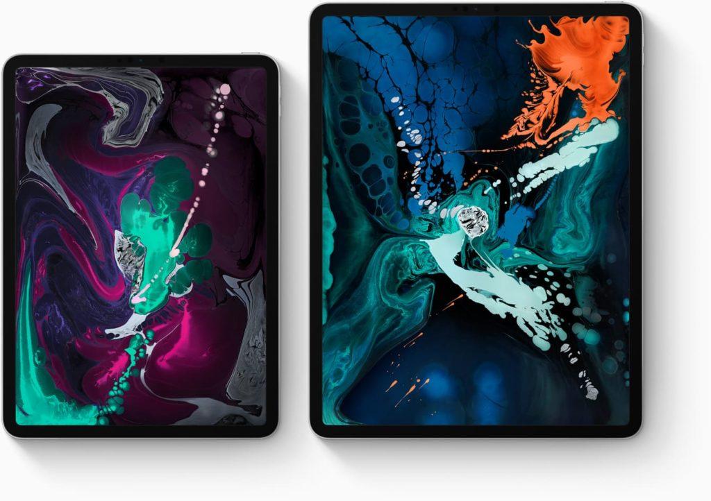 Apple представила планшеты iPad Pro 11 и iPad Pro 12.9