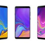 Samsung представила первый в мире смартфон с 4 задними камерами — Galaxy A9 (2018)