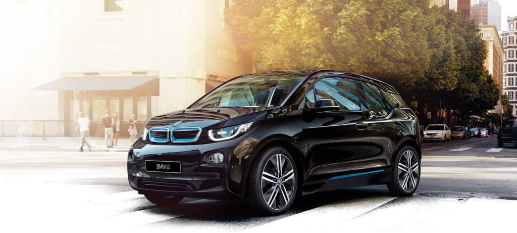 Что из себя представляет новый BMW i3 2019