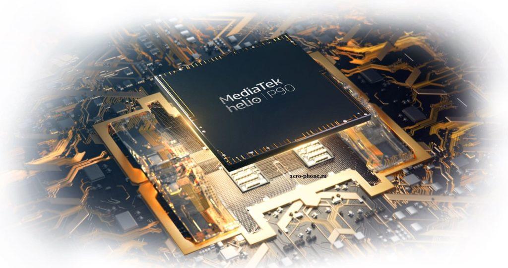 Анонсирован процессор MediaTek Helio P90 на 12-нм техпроцессе