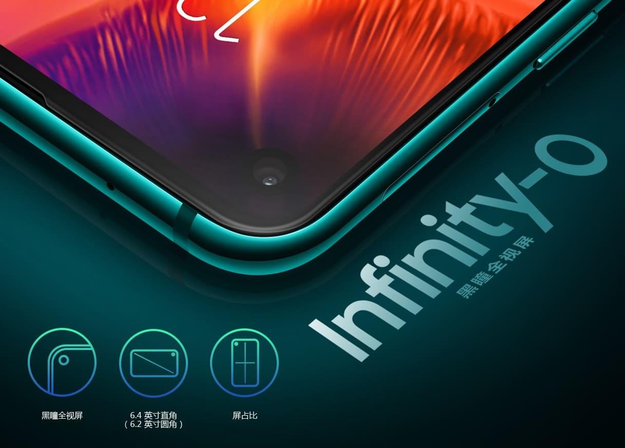 Infinity-O
