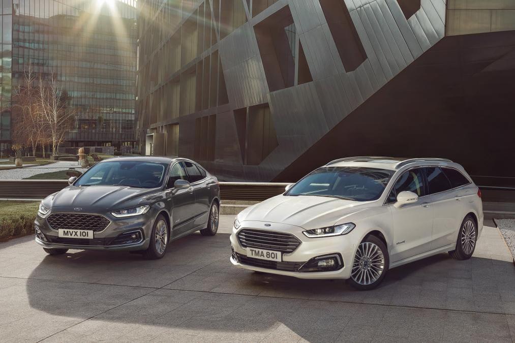 Ford Mondeo 2019 модельного года: фейслифтинг и гибридные двигатели