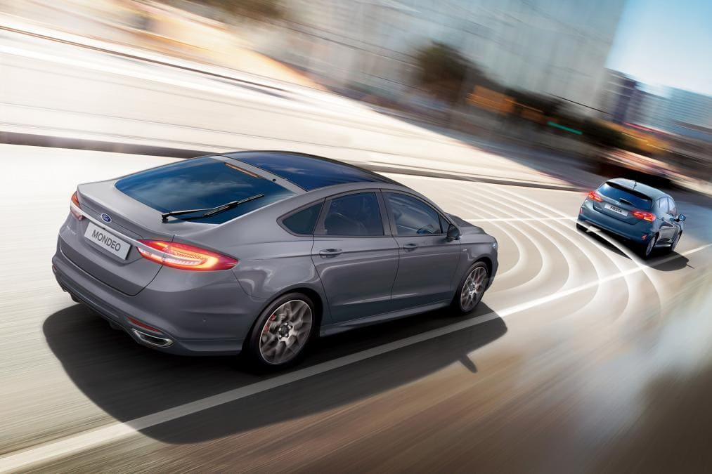 Ford Mondeo 2019