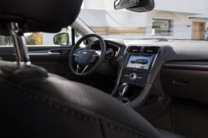 Салон Ford Mondeo 2019