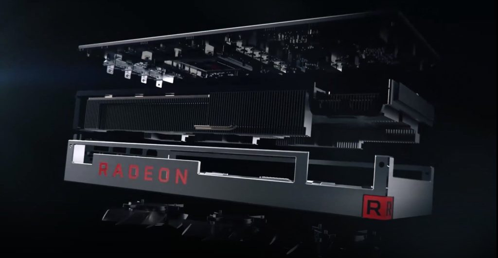 AMD анонсировала первую в мире 7-нм видеокарту Radeon VII с 3840 потоковыми процессорами