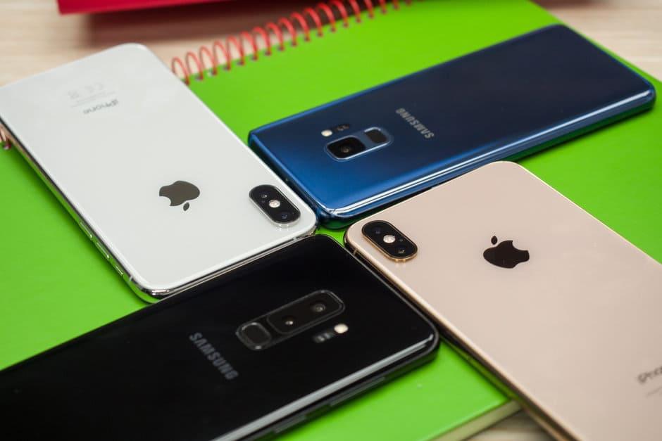 Лучшие смартфоны ушедшего 2018 года