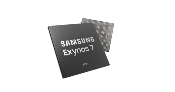 Samsung анонсировала процессор линейки Exynos 7 — 7904