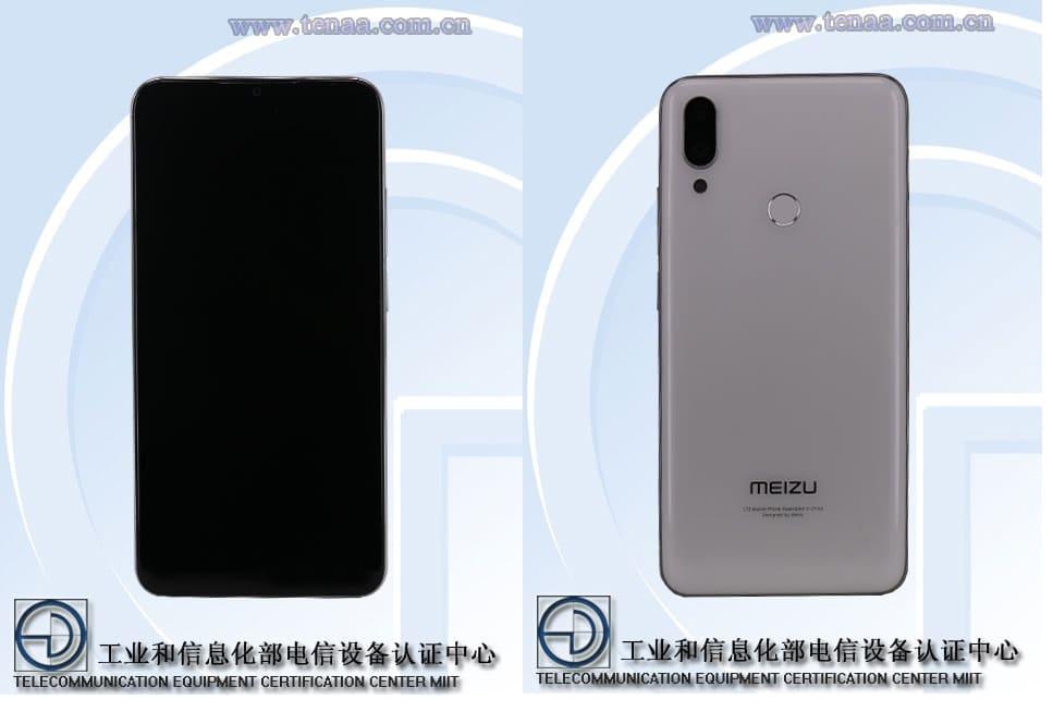 Характеристики Meizu Note 9 подтвердились