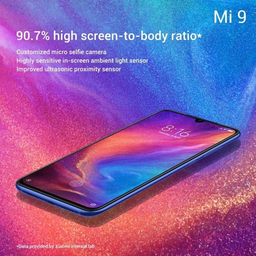 Xiaomi завтра представит флагманский смартфон Mi 9
