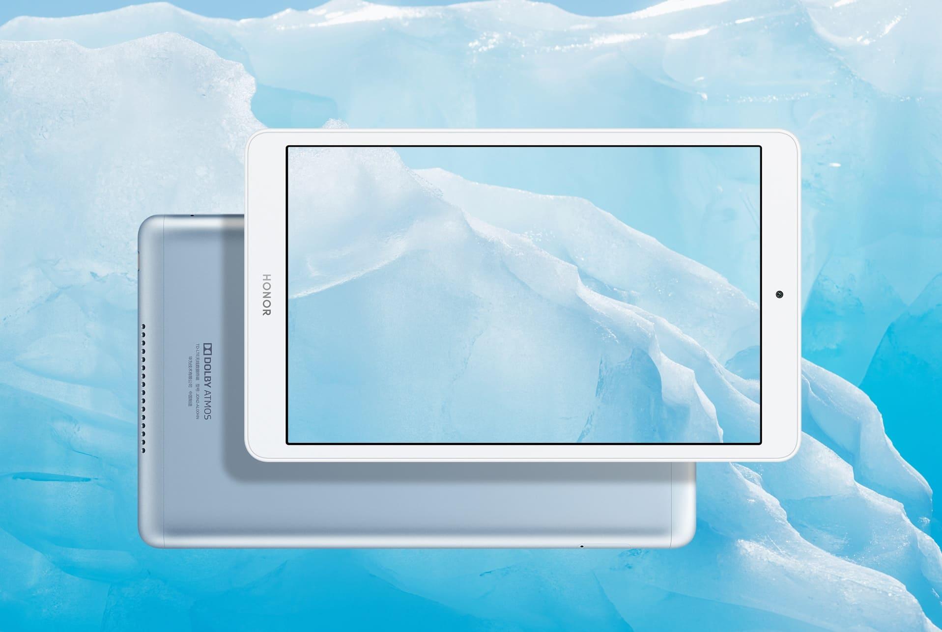 Вышел Honor Tab 5 – народный планшет с 8-дюймовым экраном