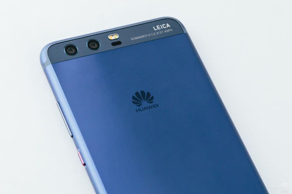Huawei P10 обновляют до Android 9 Pie