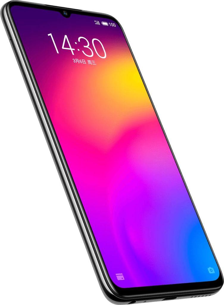 Представлен Meizu Note 9: первый смартфон компании с «вырезом»