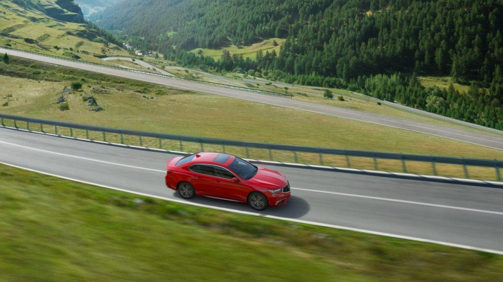 Acura TLX PMC Edition вид