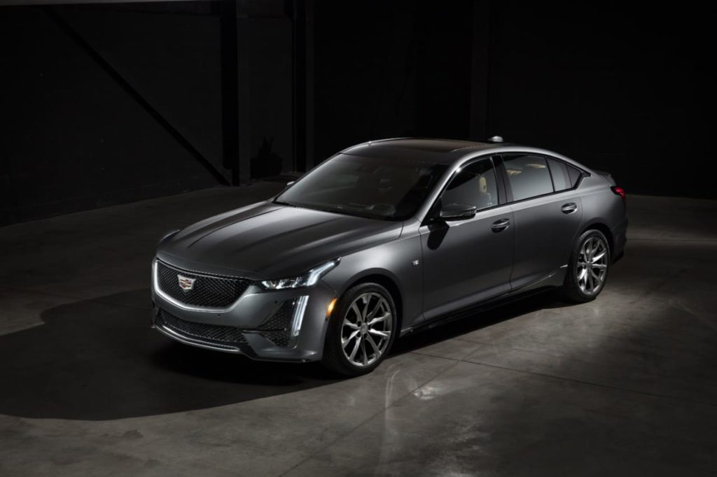 2020 Cadillac CT5 PremiumLuxury