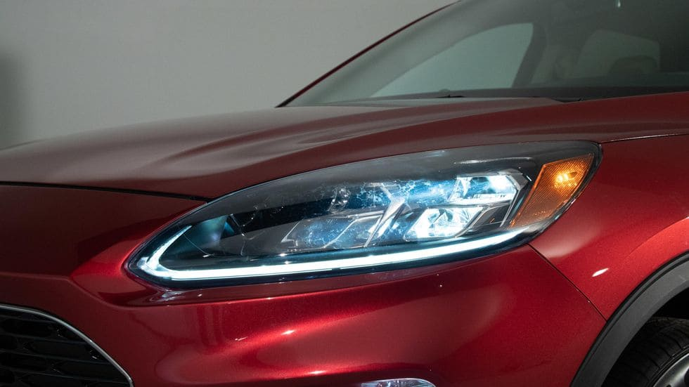 Ford Kuga 2020 фары