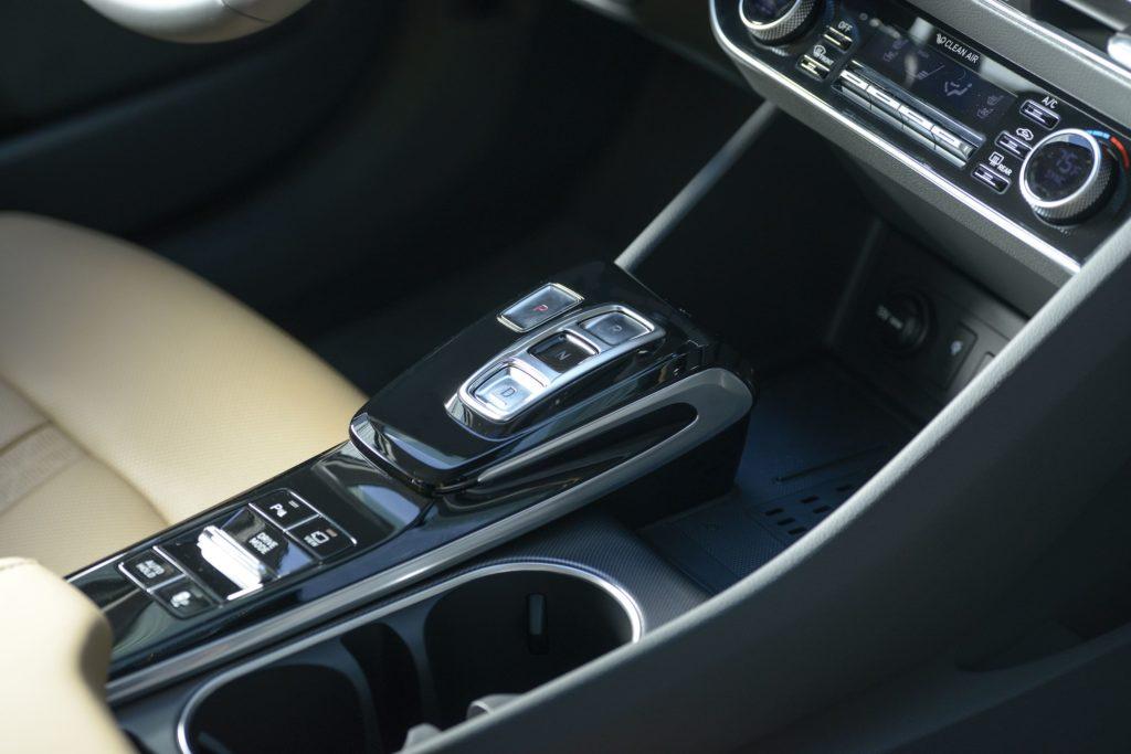 КПП Hyundai Sonata 2020