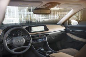 Ткань Hyundai Sonata 2020