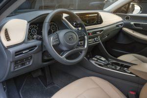 Руль Hyundai Sonata 2020