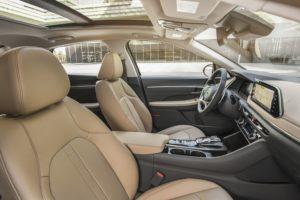 Сидения Hyundai Sonata 2020