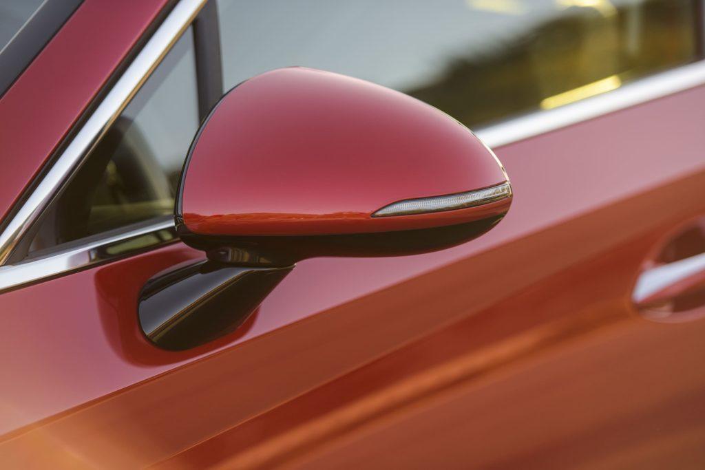 Боковые зеркала Hyundai Sonata 2020