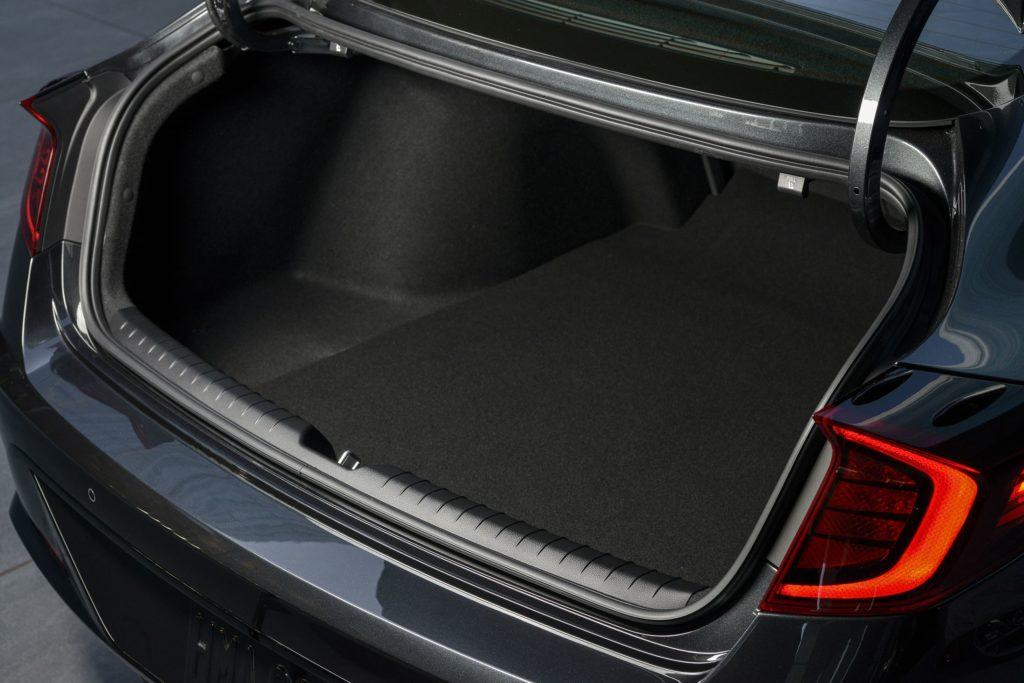 Багажник Hyundai Sonata 2020