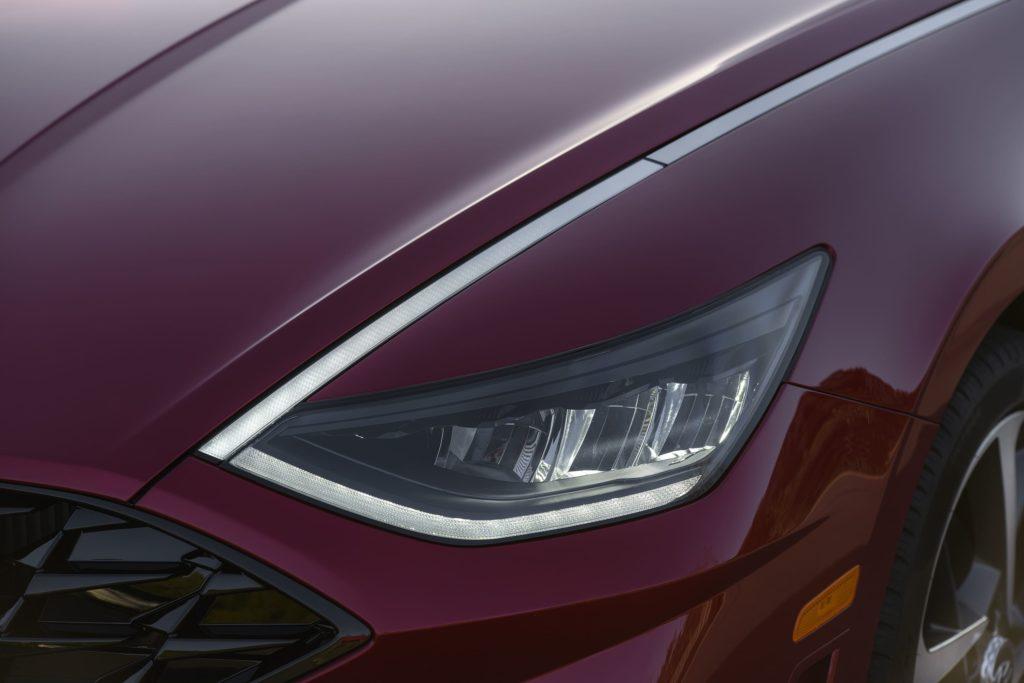 Фары Hyundai Sonata 2020