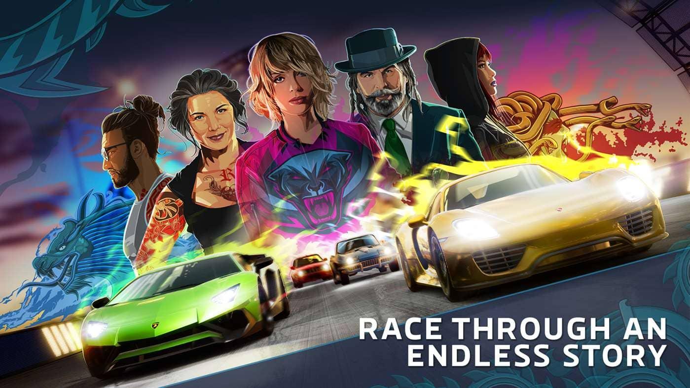 Microsoft запустит гоночную франшизу Forza на Android и iOS