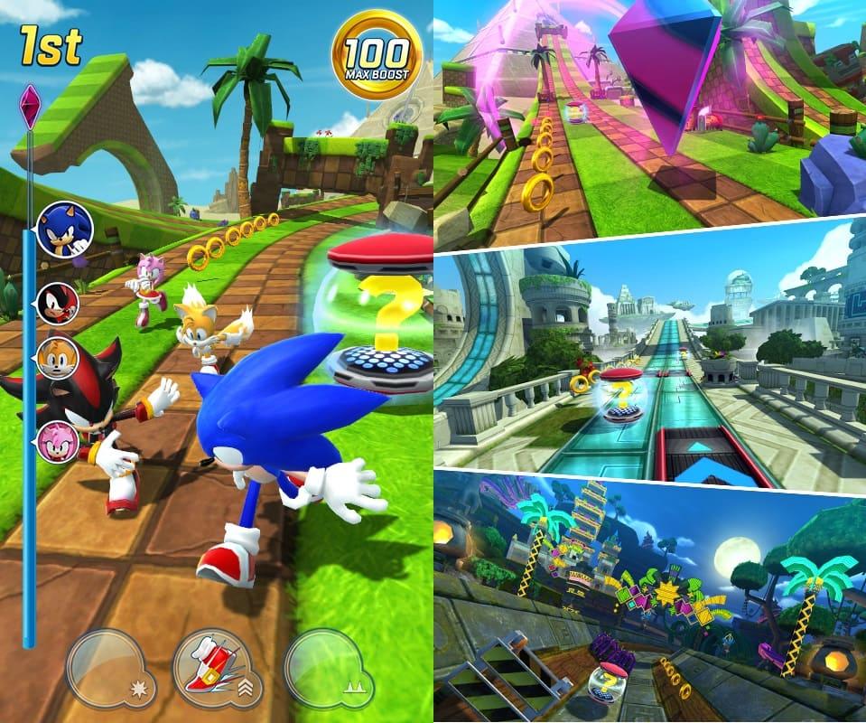 игра Sonic Forces