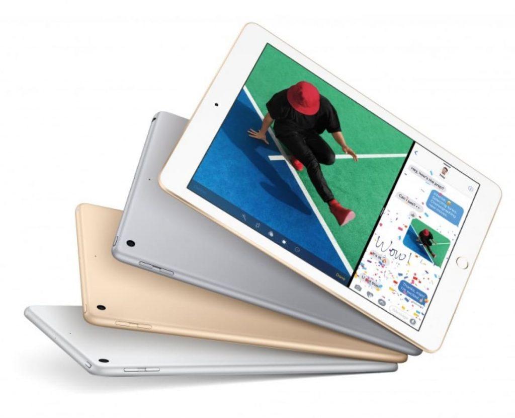 Apple анонсировала новый iPad 2017
