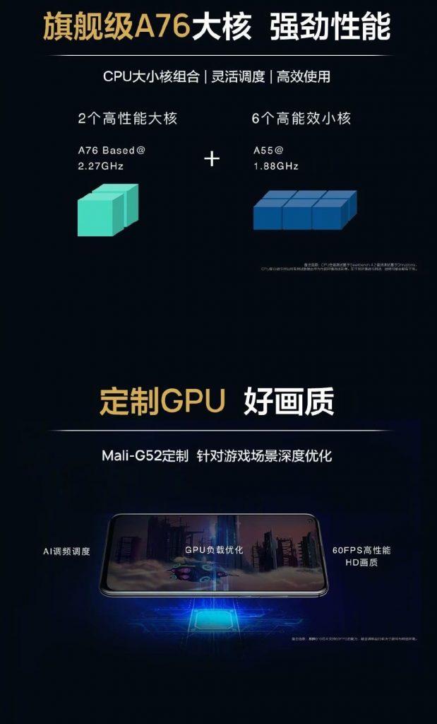 Huawei представила мощнейший 7-нм процессор HiSilicon Kirin 810