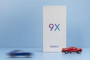 Honor 9X teaser kirin 810
