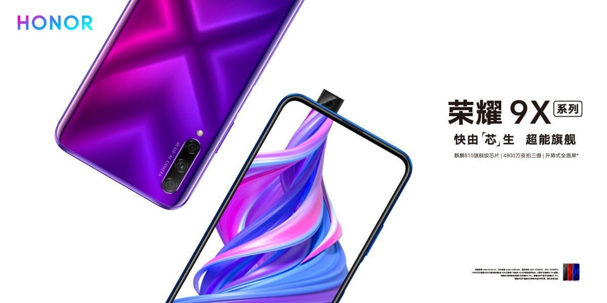 Сравнение смартфонов Honor 9X и 9x Pro – характеристики