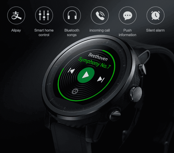 Amazfit Huami 2 – умные часы от Xiaomi
