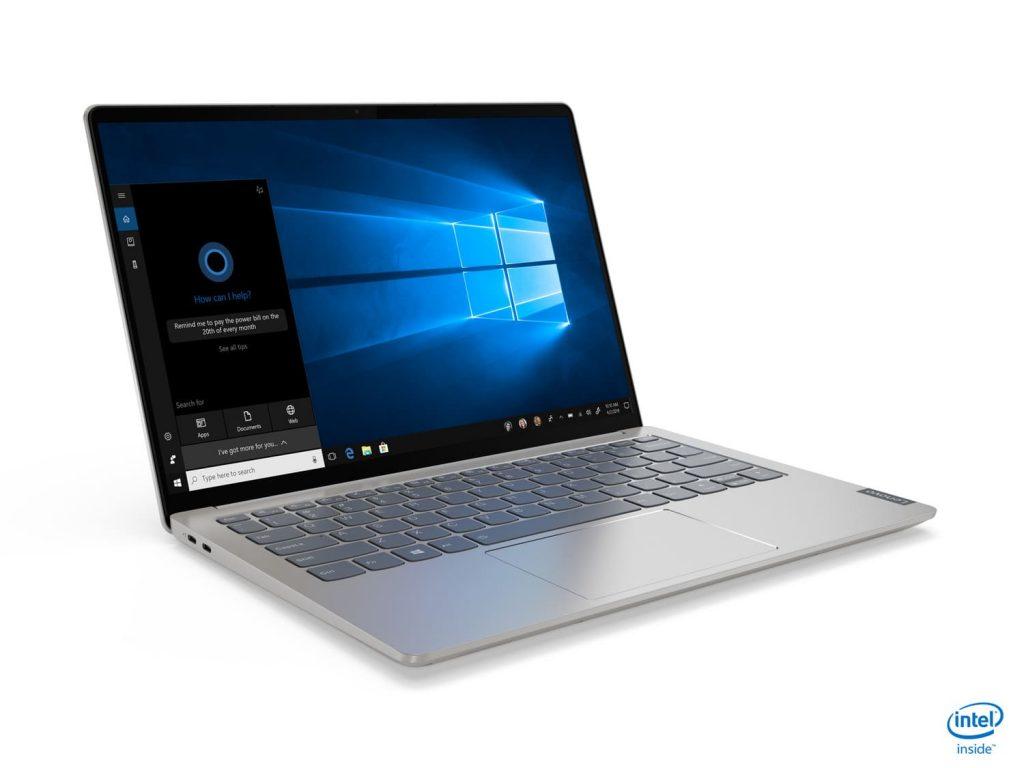 Ноутбук Lenovo IdeaPad S540 представлен с процессорами Intel Core i3/i5/i7 и Ryzen 7