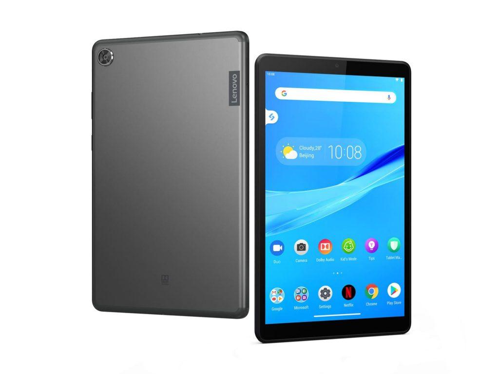Lenovo Tab M8 и Lenovo Tab M7 2019 — доступные планшеты из премиальных материалов