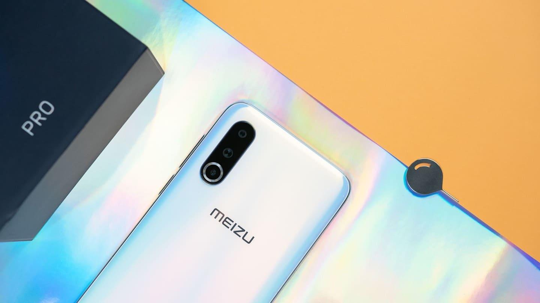 камера Meizu 16s Pro