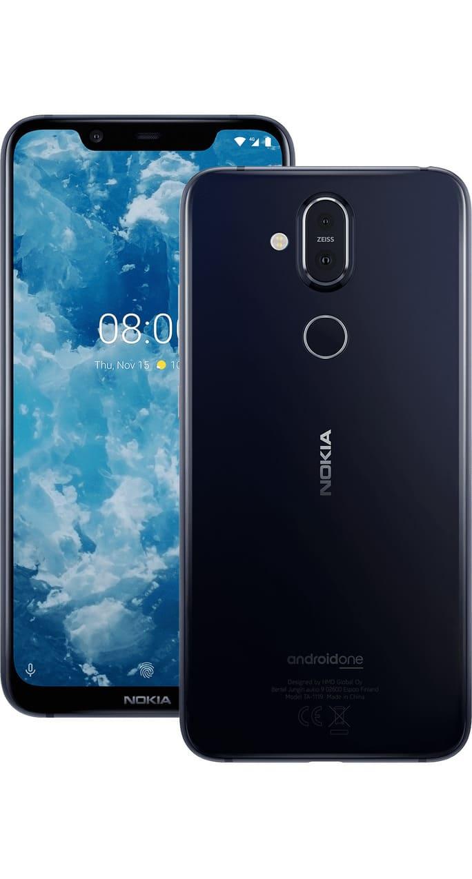 Android 10 Q Nokia 8.1