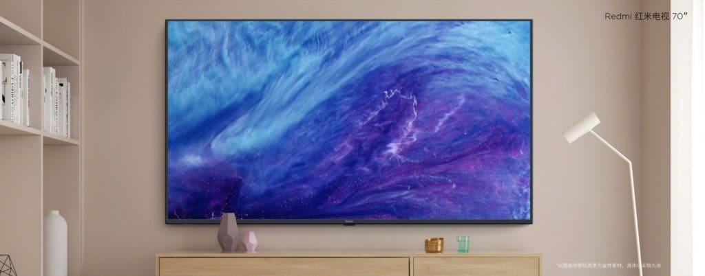 Redmi TV 70 – первый смарт-тв бренда: не только смартфоны, но телевизоры