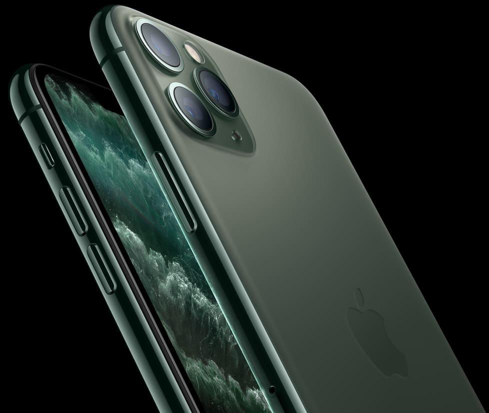 Айфон 3 камерами