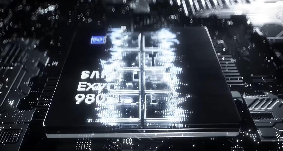 Exynos 980 - первый процессор со встроенным 5G от Samsung