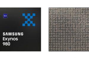 Exynos 980 — первый процессор со встроенным 5G от Samsung